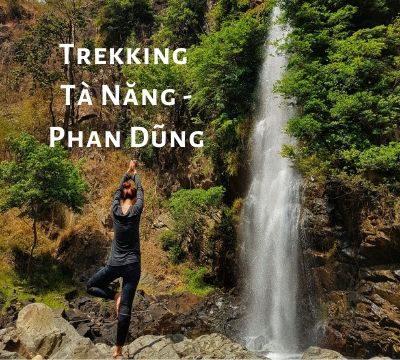 Mình đi Trekking Tà Năng Phan Dũng