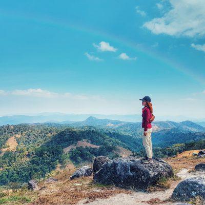 Tiên đi Trekking Tà Năng – Phan Dũng