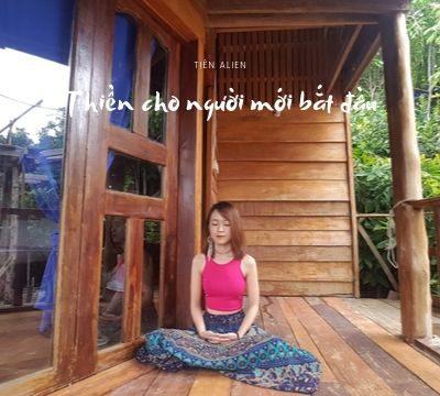 Thiền cho người mới bắt đầu