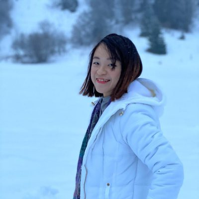Tuyết có vị như thế nào? [Lâu đài Neuschwanstein, Đức]