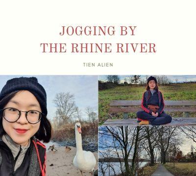 [Eng sub] Chạy bộ dọc sông Rhine – Jogging by the Rhine river
