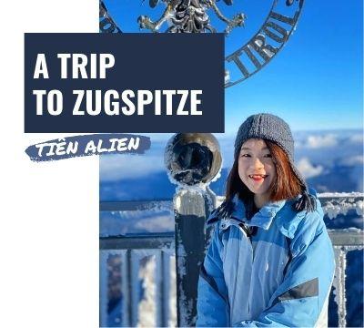 A trip to Zugspitze